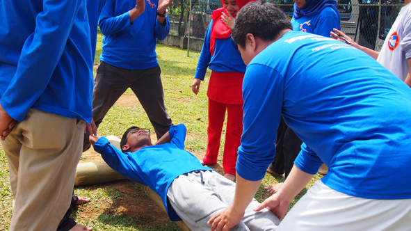 Silat OutBound 2019